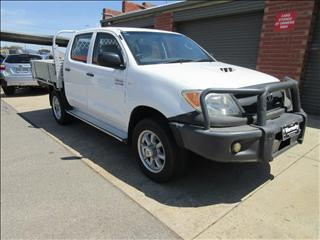 2007 TOYOTA HILUX SR (4x4) KUN26R 07 UPGRADE DUAL C/CHAS