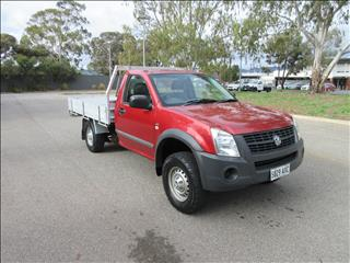 2007 HOLDEN RODEO LX RA MY07 C/CHAS