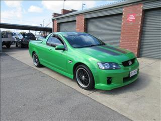 2008 HOLDEN COMMODORE SV6 VE MY09.5 UTILITY