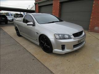 2007 HOLDEN COMMODORE SS-V VE UTILITY