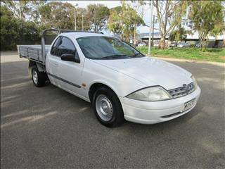 2000 FORD FALCON XL AU C/CHAS