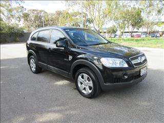 2010 HOLDEN CAPTIVA SX (4x4) CG MY10 4D WAGON