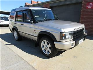 2002 LAND ROVER DISCOVERY HSE SERIES II 4D WAGON