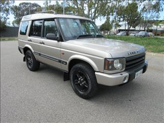 2003 LAND ROVER DISCOVERY SERIES II 4D WAGON