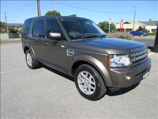 2010 LAND ROVER DISCOVERY 4 2.7 TDV6 MY10 4D WAGON