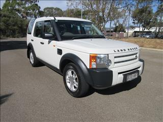 2006 LAND ROVER DISCOVERY 3 S 4D WAGON