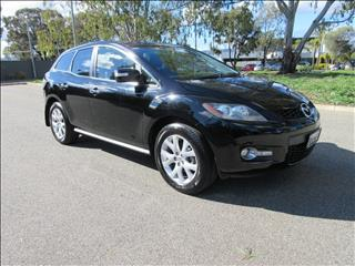 2009 MAZDA CX-7 LUXURY (4x4) ER 4D WAGON