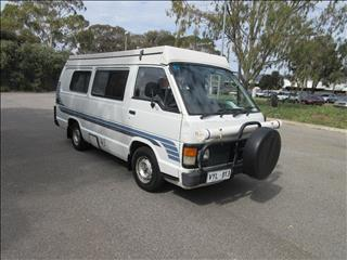 1989 TOYOTA HIACE RZH113R LONG WINDOW VAN