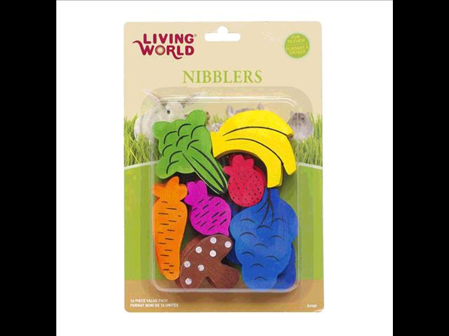 Living World Fruit and Veggie 7 varieties