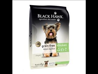 Black Hawk Grain Free Chicken 20kg