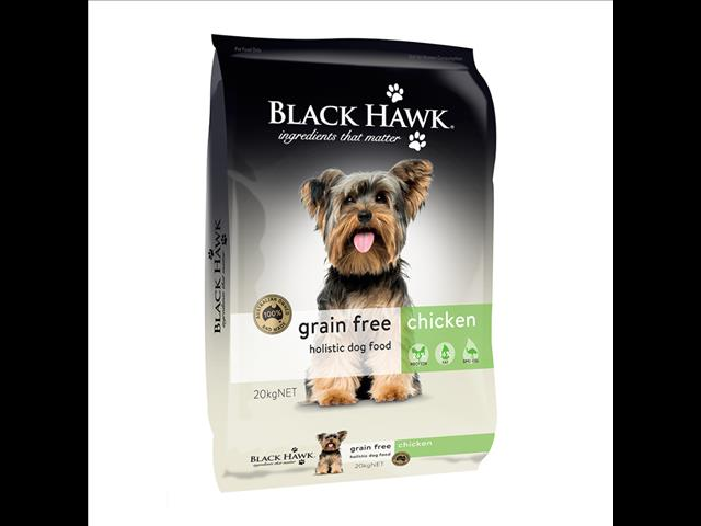 Black Hawk Grain Free Chicken 2.5kg