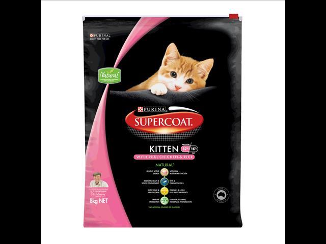 Supercoat Kitten 8kg