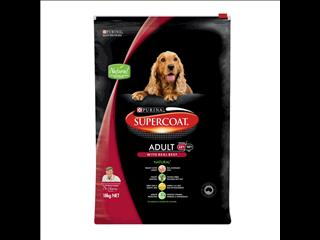 Supercoat Adult Beef 18kg