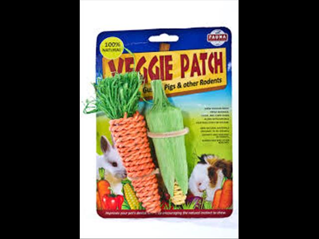 Living World Carrot and Corn 2 pk