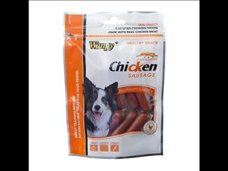 Wanpys oven roasted Chicken Sausages 100g