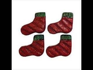 Veggie Patch Socks 4 pk