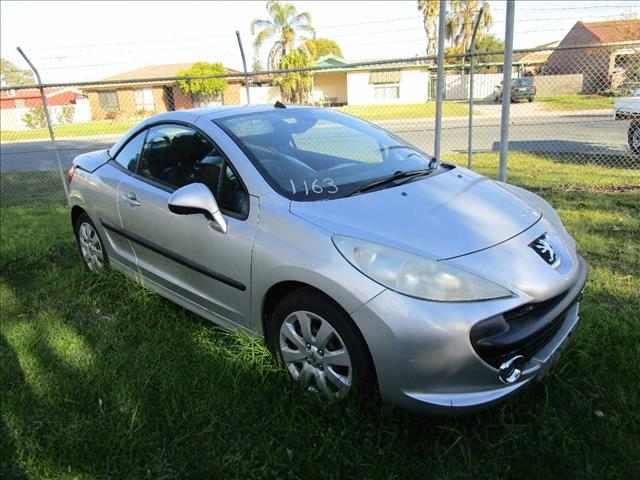 Peugeot 207 Tourer coupe 7/2007 (Wrecking)