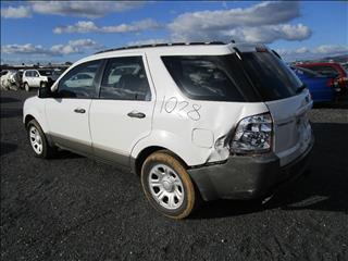 Ford Territory TX 2006