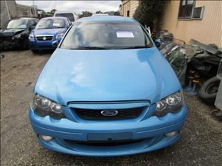 Ford Falcon BA XR6 3/2005 sedan (wrecking)