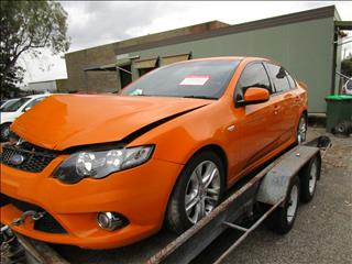 Ford Falcon FG XR6 sedan 2008