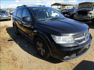Dodge Journey 5/2010 (Wrecking)