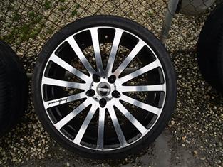20 Inch Rims & Tyre's 114.3 x 5