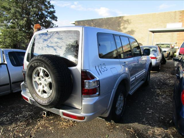 Mitsubishi Pajero Exceed NM 7/2000 (Wrecking)