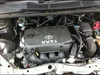 2015 TOYOTA YARIS ENGINE