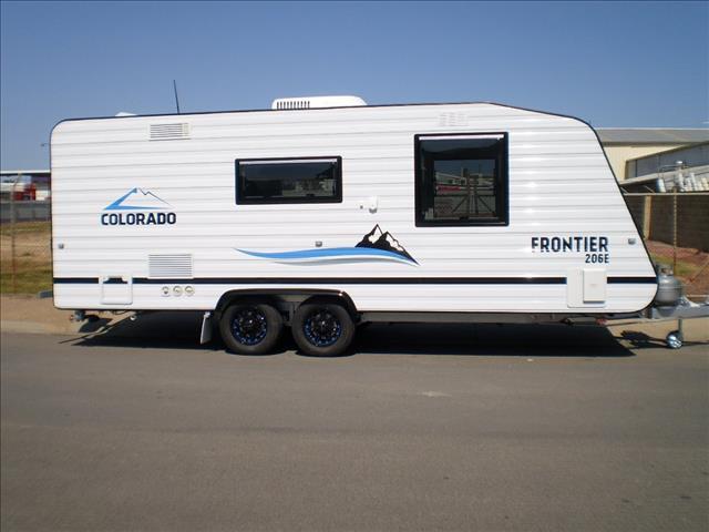 """20'6"""" COLORADO FRONTIER 2017"""