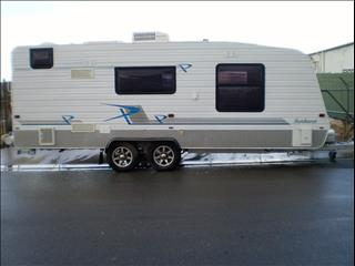 21' BLUE SKY FAIRHAVEN 2011   SORRY I'M SOLD