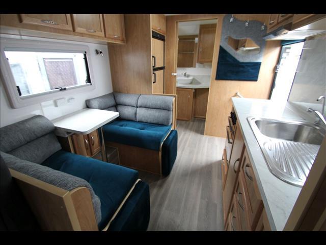 2016 Billabong Grove 186 Single Beds W/Ensuite Shower & Toilet