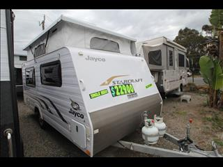 2014 Jayco Starcfrat Pop-Top W/Single Beds