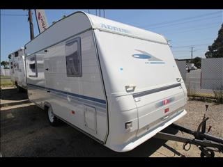 2006 Adria Altea W/Combo Shower & Toilet