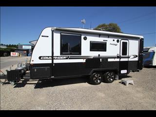 """19""""6 Paramount Commander XT RD with full ensuite/separate shower & toilet"""