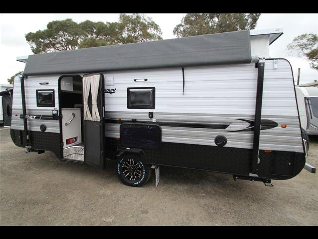 18' DUET EXPANDA SEMI OFF ROAD 2017