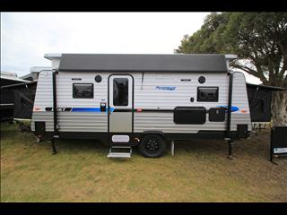 18' DUET EXPANDA SEMI OFF ROAD 2018