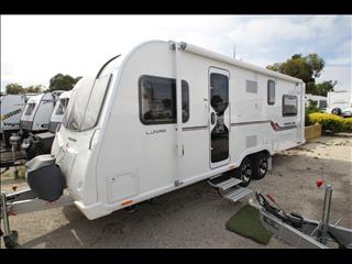 2017 Bailey Rangefinder Lunar Single beds with fron club lounge