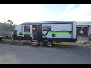 2018 On the Move Family bunk caravan off road 4x4