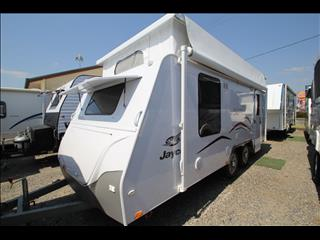 2014 Jayco Journey Pop-Top W/Full Ensuite, Separate Shower & Toilet