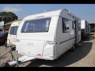 2010 Adria Altea W/Combo Shower & Toilet