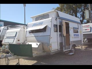 2011 Millard Outback Country off road, toilet/shower