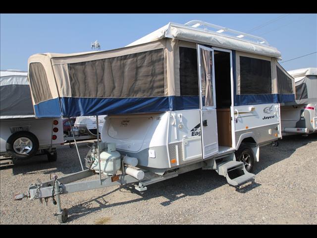 2009 Jayco Eagle Camper Trailer