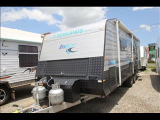 2015 Newlands Zodiac W/Full Ensuite Shower & Toilet