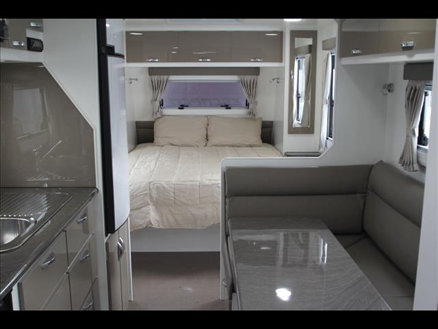 Elegant CARAVAN Roma TriAxle Shower Bunks For Sale In PARAFIELD GARDENS