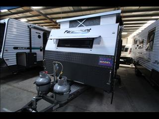 18' Paramount Thunder pop top full ensuite