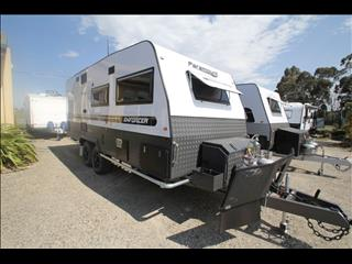 19'6 Paramount Enforcer Family bunk caravan off road 4x4