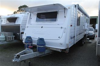 23' Roadstar Voyager sapphire