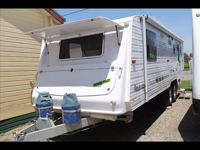 2006 Roadstar Voyager Sapphire, toilet & shower, full offroad