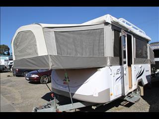 2013 Jayco Swan Expander Camper