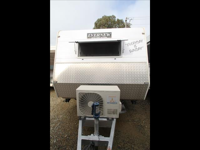 2012 Evernew E1000 Series w/ensuite shower & Toilet
